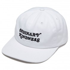 Sausage Ordinary Kindness Snapback Hat - Black/White