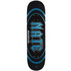 "Real Actions Realized Nate Relentless Skateboard Deck - 8.25"" - Blue Stain"