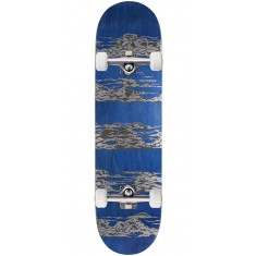 "Real Donnelly Odyssey Skateboard Complete - 8.38"" - Blue Stain"