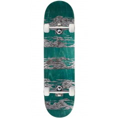 "Real Donnelly Odyssey Skateboard Complete - 8.38"" - Green Stain"