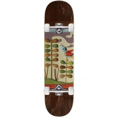 Alien Workshop Joey Guevara Mache Prarie Skateboard Complete - 8.00 - Brown Stain