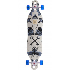 "Arbor Axis 40"" Bamboo Longboard Complete"