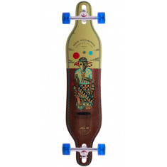 "Arbor Axis 40"" Artist Longboard Complete"