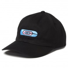 CCS Nested Strapback Hat - Black/Blue/Pink