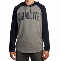 Primitive Collegiate Raglan Popover Hoodie - Midnight