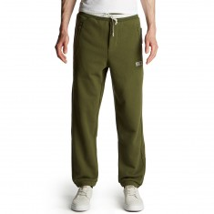Primitive League Fleece Pants - Dark Olive