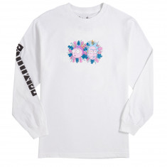 Primitive x Rick and Morty Dirty P Long Sleeve T-Shirt - White