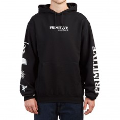 Primitive Black Magic Hoodie - Black