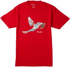 Primitive Buddy T-Shirt - Red