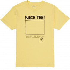 Primitive Nice Tee! T-Shirt - Banana