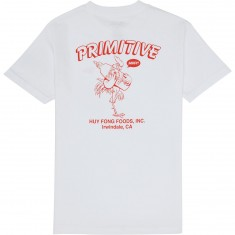 Primitive X Huy Fong Foods Saucy T-Shirt - White