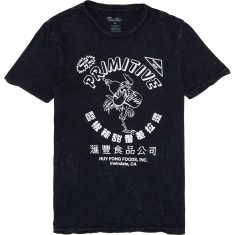 Primitive X Huy Fong Foods Saucy T-Shirt - Black