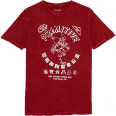Primitive X Huy Fong Foods T-Shirt - Red