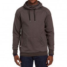 Push Culture Pullover Hoodie - Grey