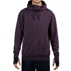 Push Culture Pullover Hoodie - Purple
