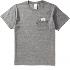 Rip N Dip Lord Nermal Pocket T-Shirt - Gray