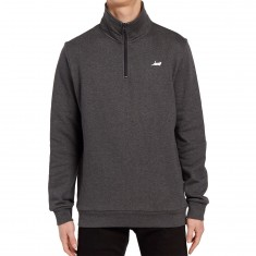 Rip N Dip Castanza Zip Sweater - Black