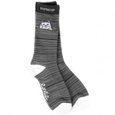 RIPNDIP Peeking Nermal Socks - Black