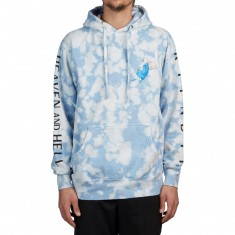 RIPNDIP Heaven And Hell Hoodie - Cloud Wash