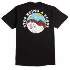 RIPNDIP Cuddle T-Shirt - Black