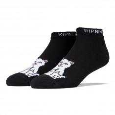 RIPNDIP Lord Nermal Ankle Socks - Black