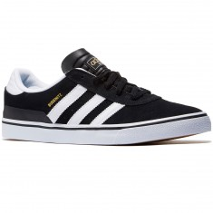 Adidas Busenitz Vulc Shoes - Black/White/Black