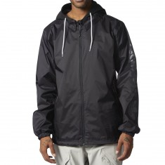 Adidas Civillian Snowboard Jacket - Black/Black