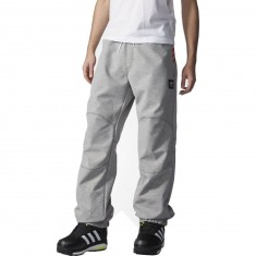 Adidas Lazy Man Snowboard Pants - Core Heather