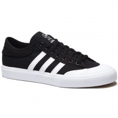 Adidas Matchcourt Shoes - Black/White/Black