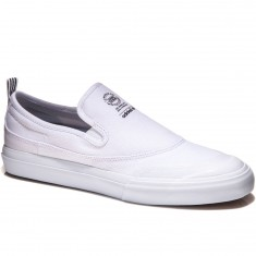 Adidas Matchcourt Slip Shoes - White/White