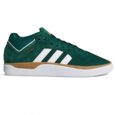 4bce9fbe35 Adidas Tyshawn Shoes - Green/White/Gum