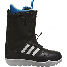 Adidas ZX500 Snowboard Boots - Black/White