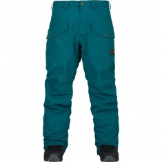 Analog Contract Snowboard Pants - Blue 107