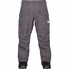 Analog Contract Snowboard Pants - Heathers