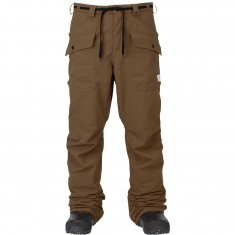 Analog Field Snowboard Pants - Masonite