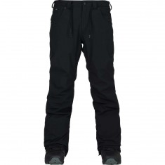 Analog Thatcher Snowboard Pants - True Black