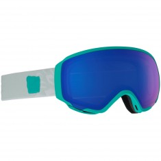 Anon Optics WM1 MFI Snowboard Goggles - Empresstl/Sonar Blue