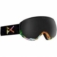 Anon Optics WM1 W/Spare Snowboard Goggles - Black Widow/Dark Smoke