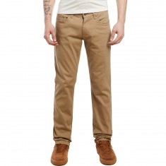 CCS Clipper Slim Fit Chino Pants - Khaki