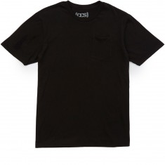 CCS Staple Pocket T-Shirt - Black