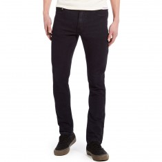 CCS Skinny Fit Jeans - Washed Black