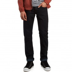 CCS Banks Slim Fit Jeans - Washed Black