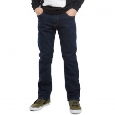 CCS Banks Straight Fit Jeans - Light Indigo