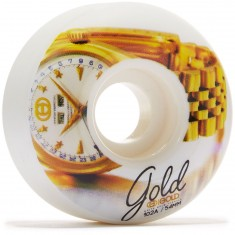 Gold Time Skateboard Wheels - 54mm 102a