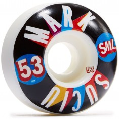 SML Marquee Mark Suciu Skateboard Wheels - 53mm