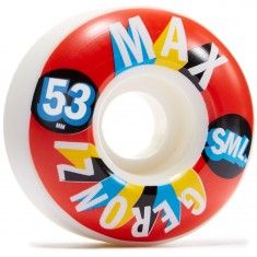 SML Marquee Max Geronzi OG Wide Skateboard Wheels - 53mm