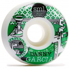 SML Elna Danny Garcia V-Cut Skateboard Wheels - 52mm