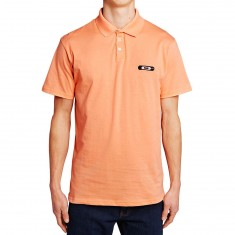 CCS Nested Polo Shirt - Shrimp