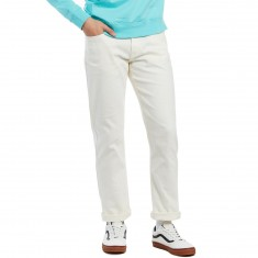 CCS Relaxed Fit Jeans - Cream