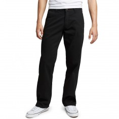 CCS Relaxed Fit Chino Pants - Black